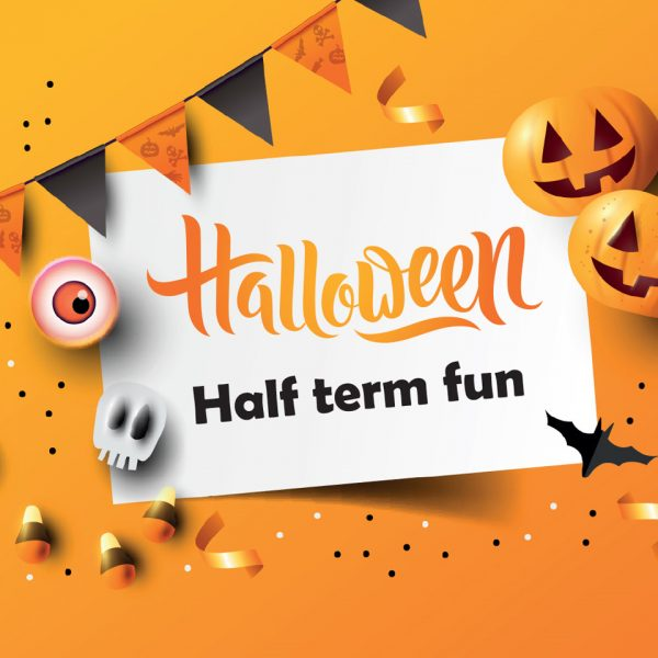 Halloween Half Term Fun at Ocean Plaza